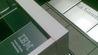 Le site d'IBM à La Gaude, près de Nice, serait le plus touché par les suppressions de postes.