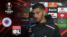 """Rangers - Lyon : """"On monte en puissance"""", se réjouit Aouar"""