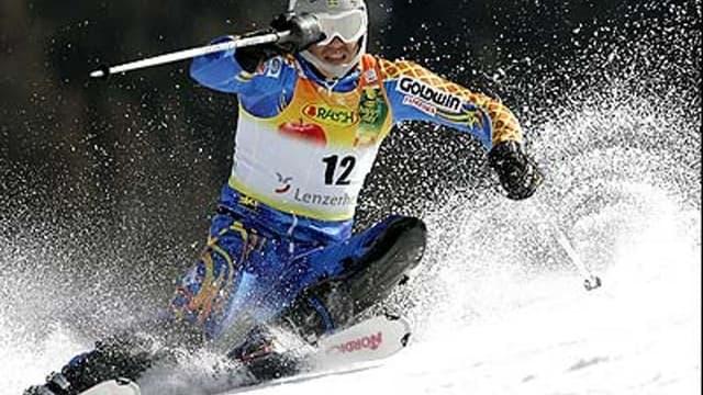 Andre Myhrer s'impose au slalom de Zagreb et s'empare du dossard rouge