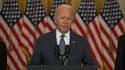 Joe Biden à la Maison Blanche ce vendredi soir