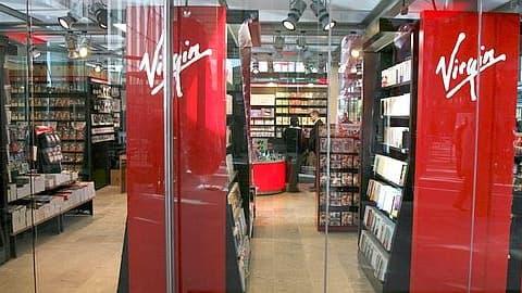Les magasins Virgin emploient 1000 salariés en France.