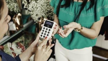Fondée en 2010, la société suédoise cible les petits commerçants avec un mini-lecteur de carte bancaire connecté à un smartphone.