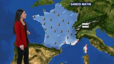 Prévisions météo pour ce week-end du 24 et 25 février