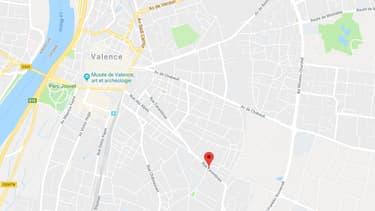 Une explosion a eu lieu dans le centre-ville de Valence ce jeudi soir.