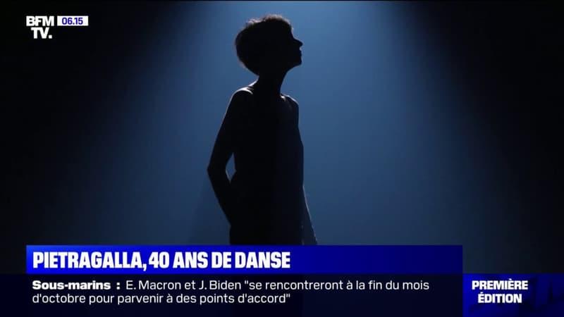 """""""La femme qui danse"""": Marie-Claude Pietragalla célèbre ses 40 ans de danse avec un retour sur scène"""
