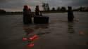 La ville de Houston est touchée par de graves inondations causées par l'ouragan Harvey