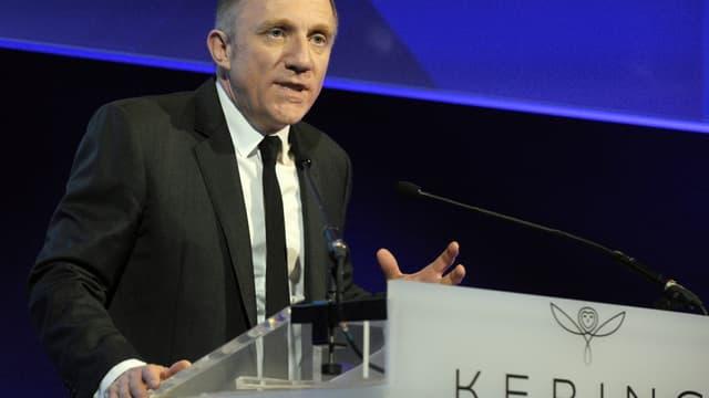François-Henri Pinault, le numéro 1 de Kering, vit déjà à Londres depuis mai.
