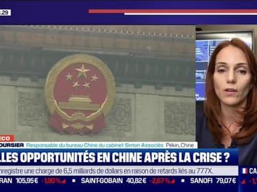 Chine Éco : Quelles opportunités en Chine après la crise ? par Erwan Morice - 27/01