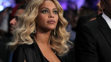 Beyoncé le 21 novembre 2015 à Las Vegas