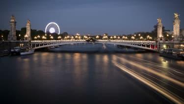 Le pont Alexandre III. Photo d'illustration