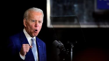 Joe Biden sort grand vainqueur du Super Tuesday ce 3 mars 2020.