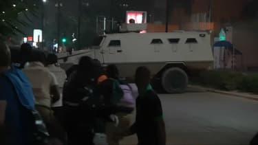 Attaque à Ouagadougou, au Burkina Faso