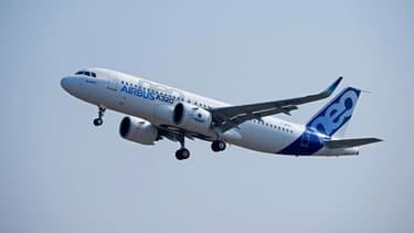 L'A320 d'Airbus
