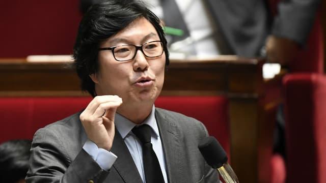 Jean-Vincent Placé à l'Assemblée nationale