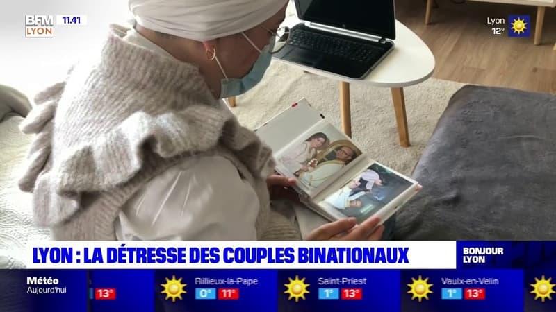 Lyon: la détresse des couples binationaux séparés par la crise sanitaire