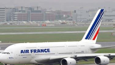 Le Comité central d'entreprise d'Air France a été placé en redressement judiciaire, mardi 23 avril.