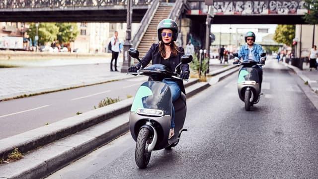 Le service de scooters électriques COUP va s'arrêter à Paris.