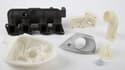 Photo de pièces automobiles imprimées en 3D