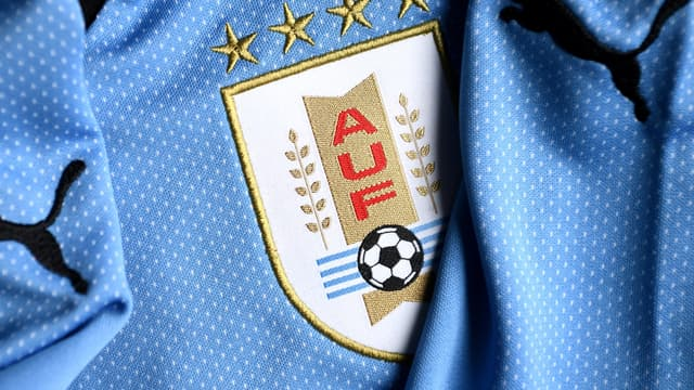 Maillot de l'Uruguay