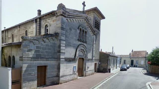 L'église du Christ Rédempteur, à Talence