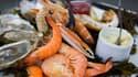 Les fruits de mer, le plat préféré des Français.