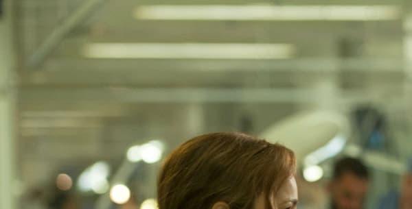 """Rachel McAdams et Benedict Cumberbatch dans """"Doctor Strange"""""""