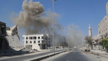 Un double attentat à Damas en  Syrie fait au moins 44 morts. (Photo d'illustration)