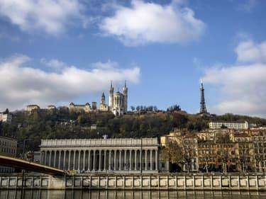 La ville de Lyon.
