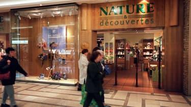 """""""Nature & Découvertes"""" pourrait aider une cinquantaine d'associations."""