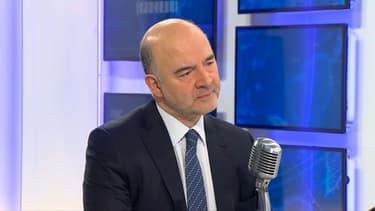 Pierre Moscovici a réagi ce mardi matin à l'attaque à Berlin, sur l'antenne de BFMTV et RMC.