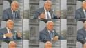 Jean-Pierre Raffarin sur le plateau de BFMTV et RMC après sa victoire aux sénatoriales