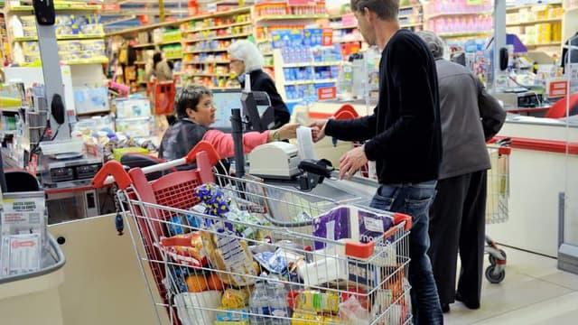 La consommation des ménages rebondit en mai
