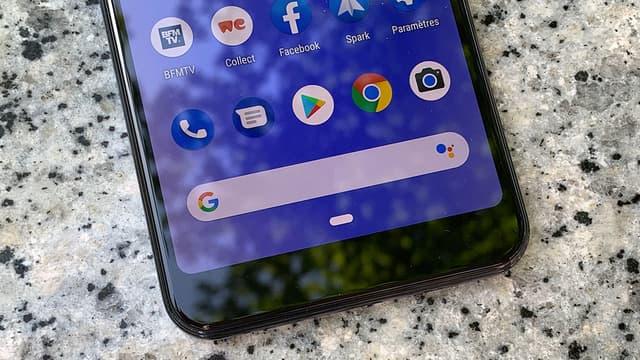 Le Pixel 3a de Google