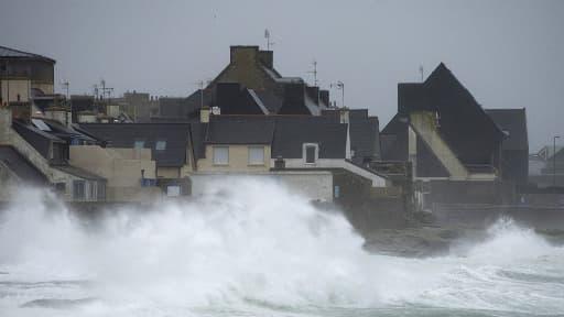 Les inondations ont coupé l'électricité de 115.000 foyers au plus fort de la tempête Ulla.
