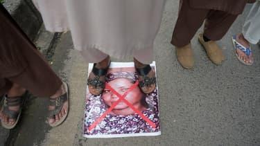 L'acquittement d'Asia Bibi il y a une semaine avait provoqué la colère d'islamistes.