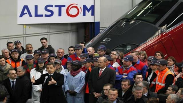 Le groupe français Alstom a signé le vendredi 26 août un contrat historique avec les Etats-Unis.