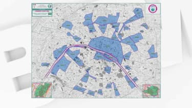 La préfecture de police de Paris a élargi les zones où le port du masque est obligatoire dans la capitale.