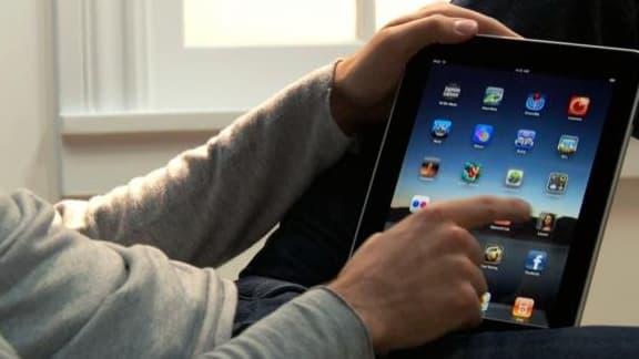 Les utilisateurs de tablettes pourront bientôt acheter instantanément un produit de leur série préférée