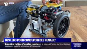 La boîte de vitesses des Renault hybrides est née dans la tête d'un ingénieur regardant son fils jouer au Lego