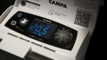 Campa développe des radiateurs 3.0 qui détectent les mouvements et analysent les données. Le groupe mise aussi sur le stockage d'énergie.