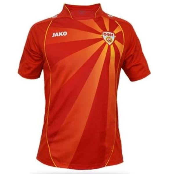 Macédoine domicile Euro 2021