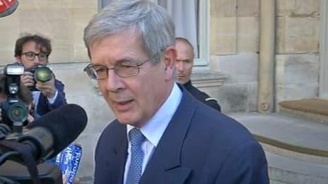 Philippe Varin a jugé constructif son entretien avec Jean-Marc Ayrault.