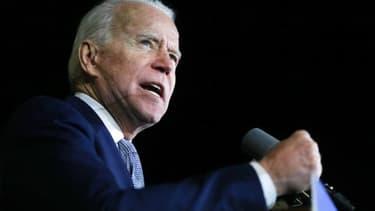 Joe Biden le 3 mars 2020