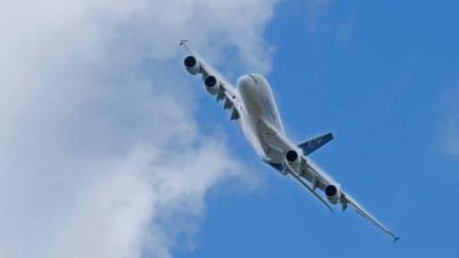 En 2013, Airbus a vendu 50 A380.