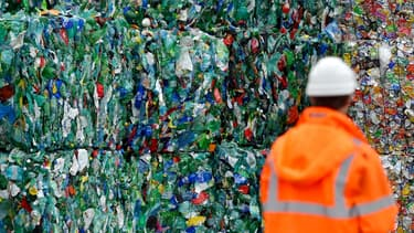 L'usine de traitement des déchets Kerval de Ploufragan.