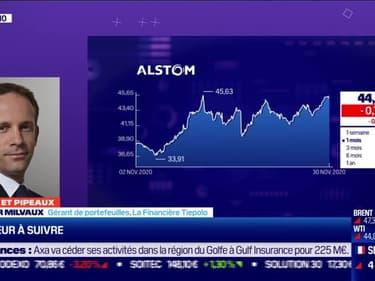 Pépites & Pipeaux: Alstom - 30/11