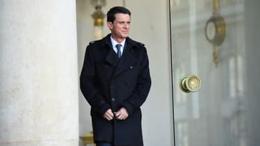 Manuel Valls reçoit les partenaires sociaux, ce lundi.
