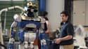 """Pour la députée européenne Mady Delvaux, """"si de nombreuses personnes perdent leur emploi à cause des robots, il faudra leur assurer une vie décente""""."""