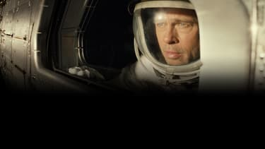 Brad Pitt dans Ad Astra de James Gray
