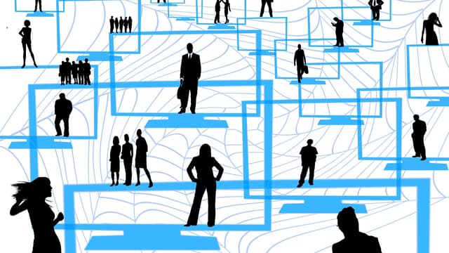 """De l'organigramme à l""""écosystème. Le mode de fonctionnement de l'entreprise en 2050 ?"""